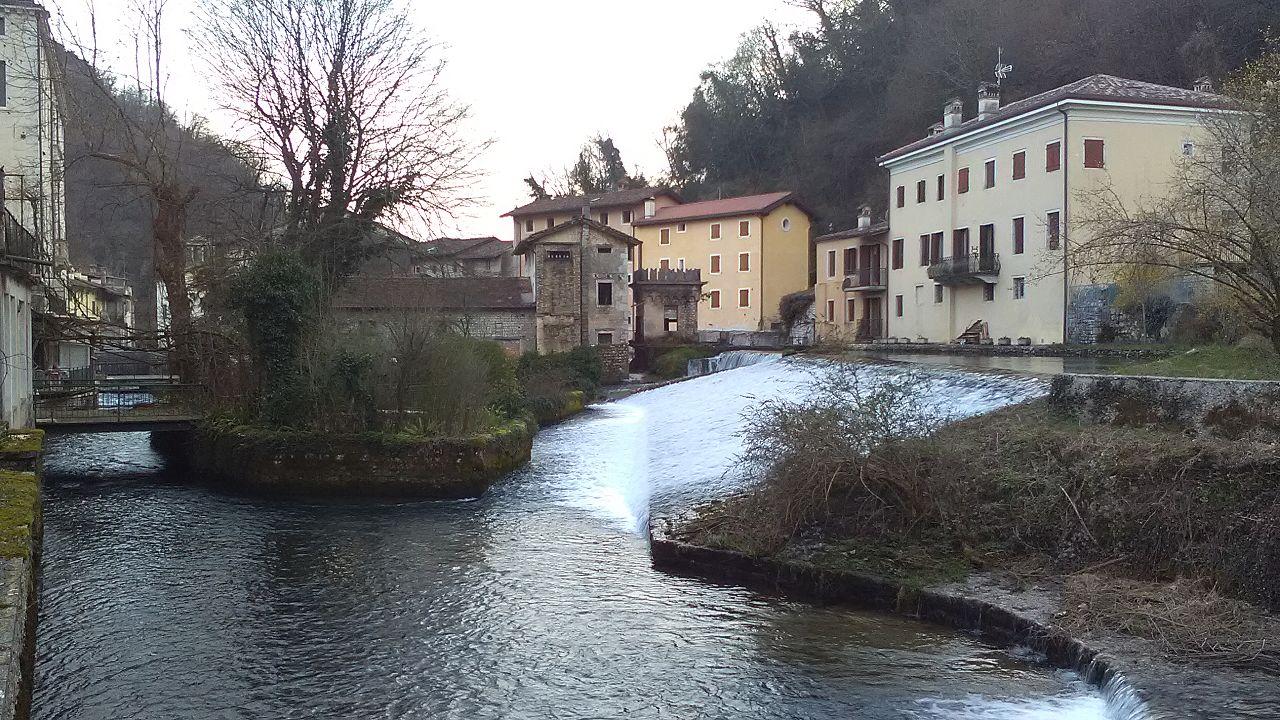 Polcenigo - Cascate del Gorgazzo