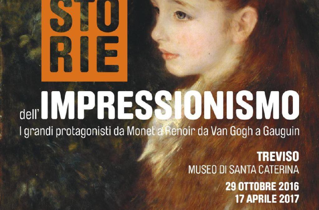 Storie dell'impressionismo – mostra a Treviso